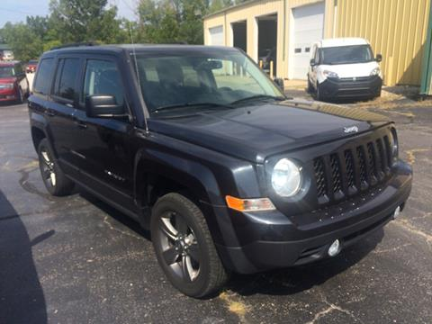 2015 Jeep Patriot for sale in Shelbyville IN