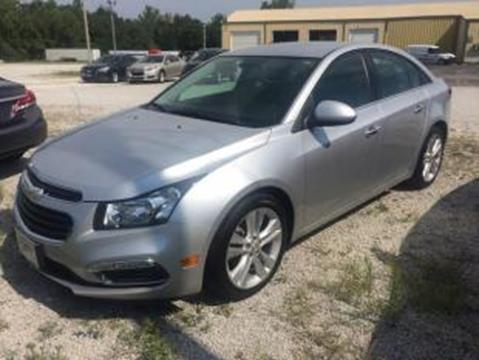 2015 Chevrolet Cruze for sale in Shelbyville, IN