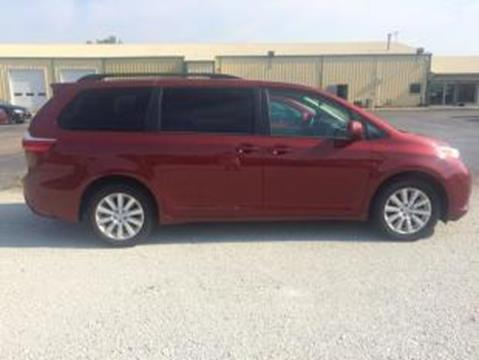 2015 Toyota Sienna for sale in Shelbyville IN
