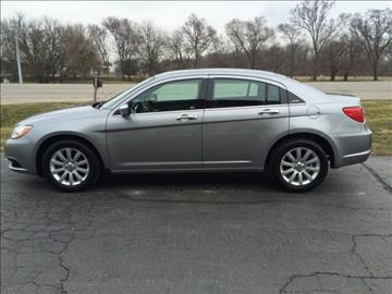 2014 Chrysler 200 for sale in Shelbyville, IN