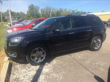 2013 GMC Acadia for sale in Shelbyville, IN