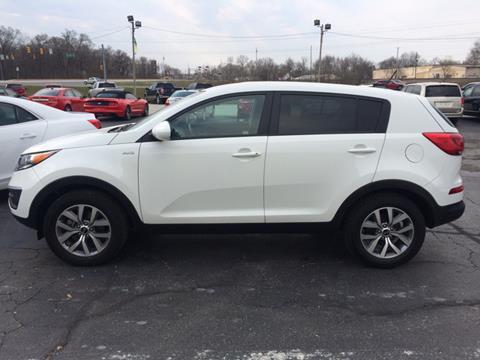 2016 Kia Sportage for sale in Shelbyville, IN