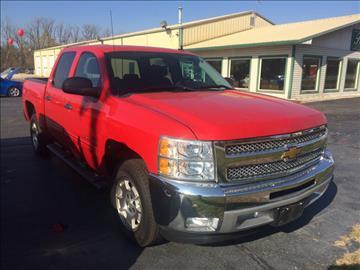 2012 Chevrolet Silverado 1500 for sale in Shelbyville, IN