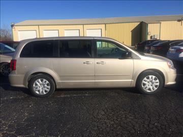 2016 Dodge Grand Caravan for sale in Shelbyville, IN