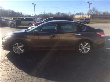 2013 Nissan Altima for sale in Shelbyville, IN