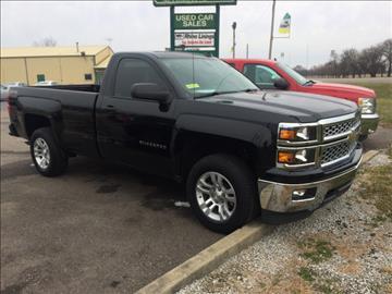 2014 Chevrolet Silverado 1500 for sale in Shelbyville, IN