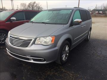 2014 Chrysler Town and Country for sale in Shelbyville, IN