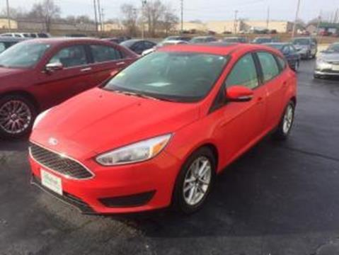 2016 Ford Focus for sale in Shelbyville, IN