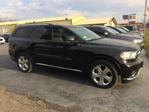 2014 Dodge Durango for sale in Shelbyville, IN