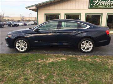2015 Chevrolet Impala for sale in Shelbyville, IN