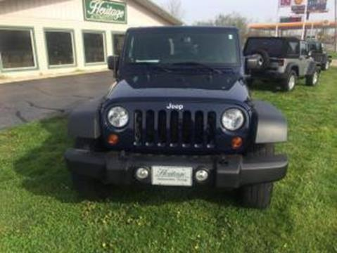 2013 Jeep Wrangler Unlimited for sale in Shelbyville, IN