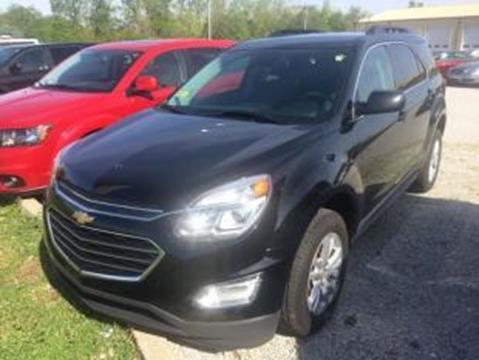 2016 Chevrolet Equinox for sale in Shelbyville, IN