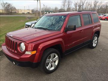 2014 Jeep Patriot for sale in Shelbyville, IN