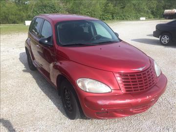 2004 Chrysler PT Cruiser for sale in Shelbyville, IN