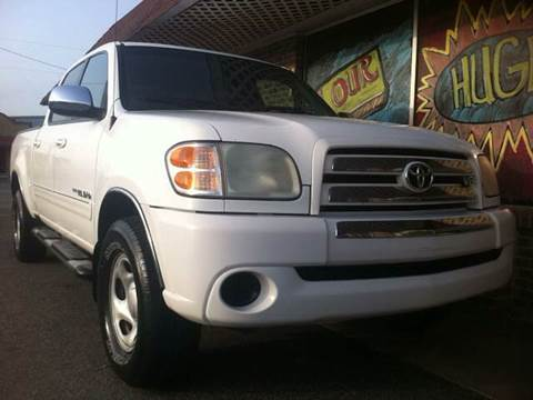 2004 Toyota Tundra for sale at Best Buy Autos in Mobile AL