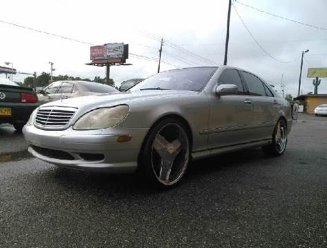 2001 Mercedes-Benz S-Class for sale in Mobile, AL