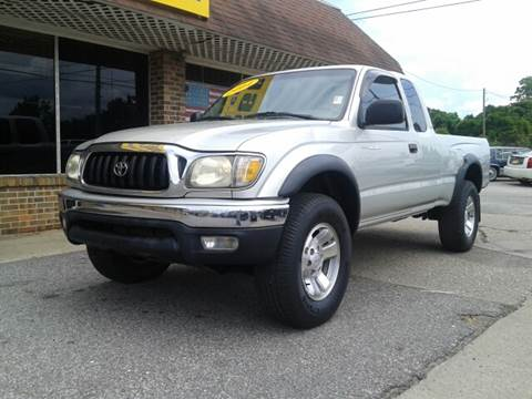 2004 Toyota Tacoma for sale at Best Buy Autos in Mobile AL