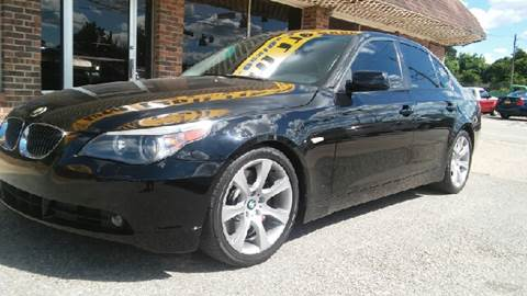 2006 BMW 5 Series for sale at Best Buy Autos in Mobile AL