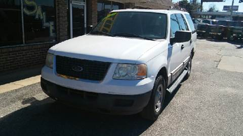 2004 Ford Expedition for sale at Best Buy Autos in Mobile AL