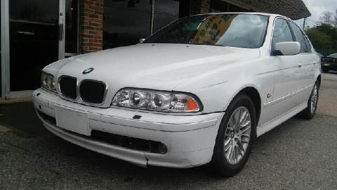 2001 BMW 5 Series for sale at Best Buy Autos in Mobile AL