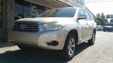 2008 Toyota Highlander for sale at Best Buy Autos in Mobile AL