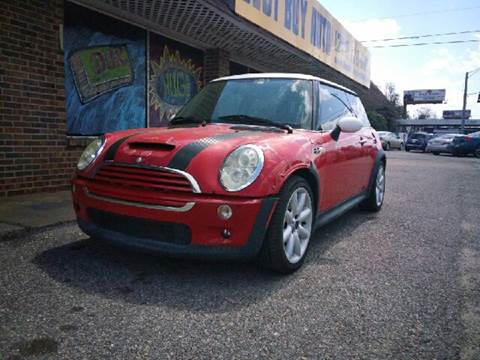 2006 MINI Cooper for sale at Best Buy Autos in Mobile AL