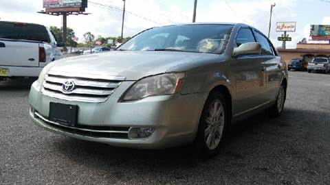 2006 Toyota Avalon for sale at Best Buy Autos in Mobile AL