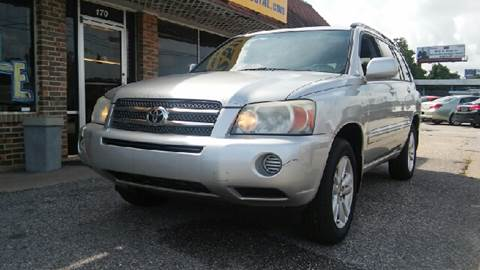 2006 Toyota Highlander Hybrid for sale at Best Buy Autos in Mobile AL
