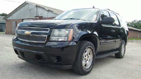 2008 Chevrolet Tahoe for sale at Best Buy Autos in Mobile AL