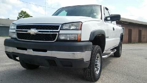 2007 Chevrolet Silverado 2500HD Classic for sale in Mobile, AL