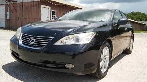 2007 Lexus ES 350 for sale at Best Buy Autos in Mobile AL