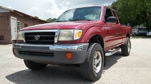 1999 Toyota Tacoma for sale at Best Buy Autos in Mobile AL