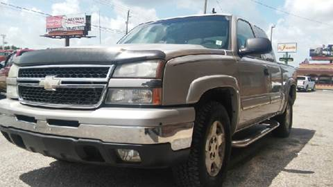 2006 Chevrolet Silverado 1500 for sale at Best Buy Autos in Mobile AL