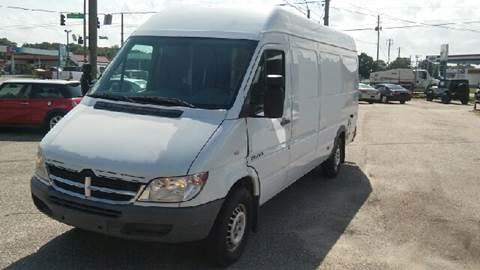 2005 Dodge Sprinter Cargo for sale in Mobile, AL