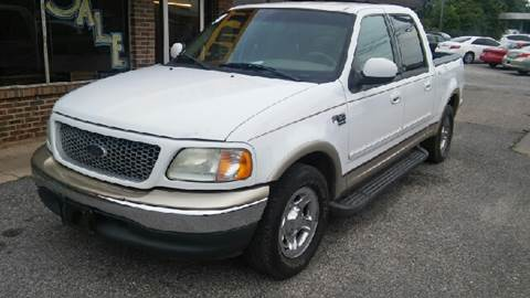 2001 Ford F-150 for sale at Best Buy Autos in Mobile AL