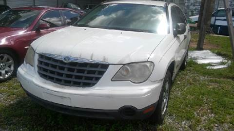 2007 Chrysler Pacifica for sale at Best Buy Autos in Mobile AL