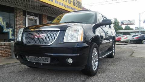 2008 GMC Yukon for sale at Best Buy Autos in Mobile AL