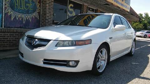 2008 Acura TL for sale at Best Buy Autos in Mobile AL