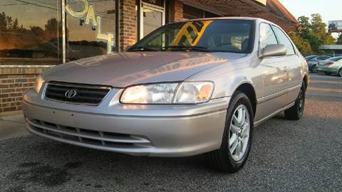 2000 Toyota Camry for sale at Best Buy Autos in Mobile AL