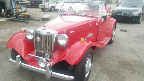 1947 MG TF for sale in Mobile, AL