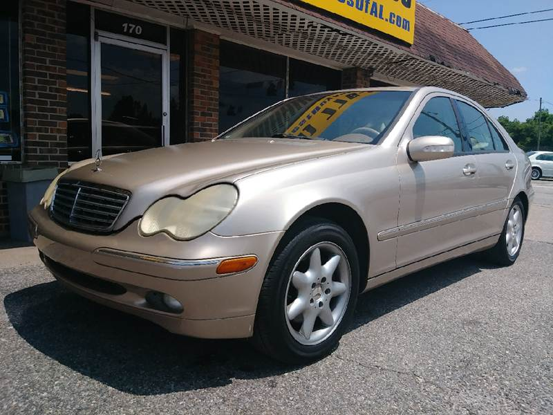 2001 Mercedes Benz C Class For Sale At Best Buy Autos In Mobile AL
