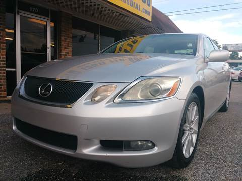 Nice 2006 Lexus GS 300 For Sale In Mobile, AL