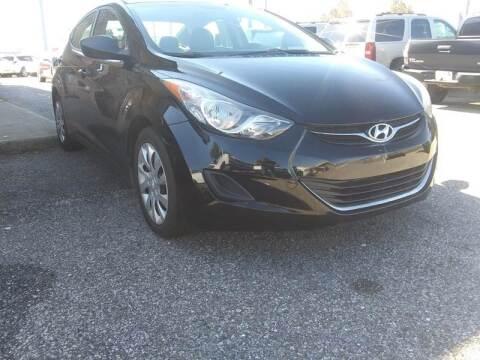 2012 Hyundai Elantra for sale in Mobile, AL