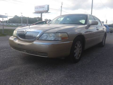 2008 Lincoln Town Car for sale at Best Buy Autos in Mobile AL