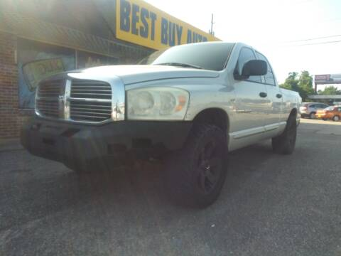 2007 Dodge Ram Pickup 1500 for sale at Best Buy Autos in Mobile AL