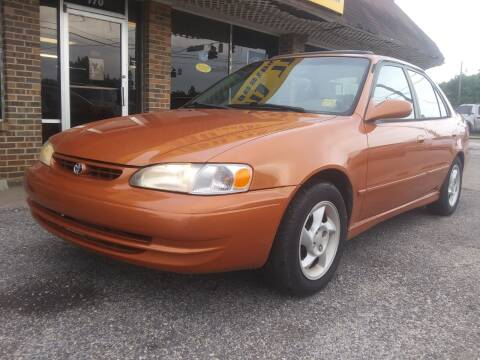 1999 Toyota Corolla for sale at Best Buy Autos in Mobile AL