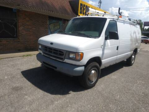 2000 Ford E-250 for sale at Best Buy Autos in Mobile AL