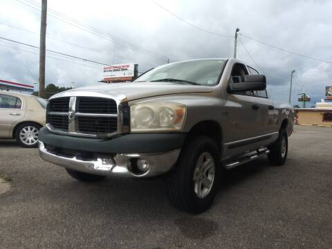 2008 Dodge Ram Pickup 1500 for sale at Best Buy Autos in Mobile AL