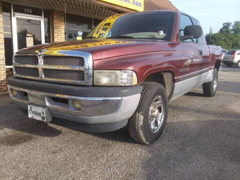 2001 Dodge Ram Pickup 1500 for sale at Best Buy Autos in Mobile AL