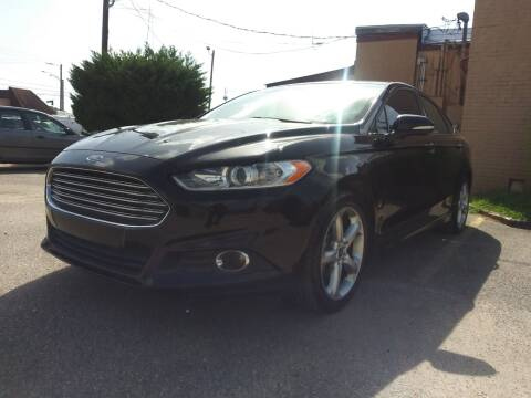 2016 Ford Fusion for sale at Best Buy Autos in Mobile AL